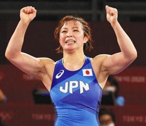 川井友香子の筋肉