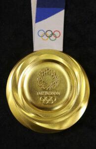 東京2020金メダル